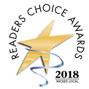 Chiropractic Framingham Readers Choice 2018 Award